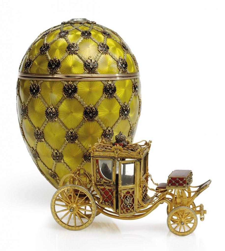 Jajko koronacyjne z 1897 roku