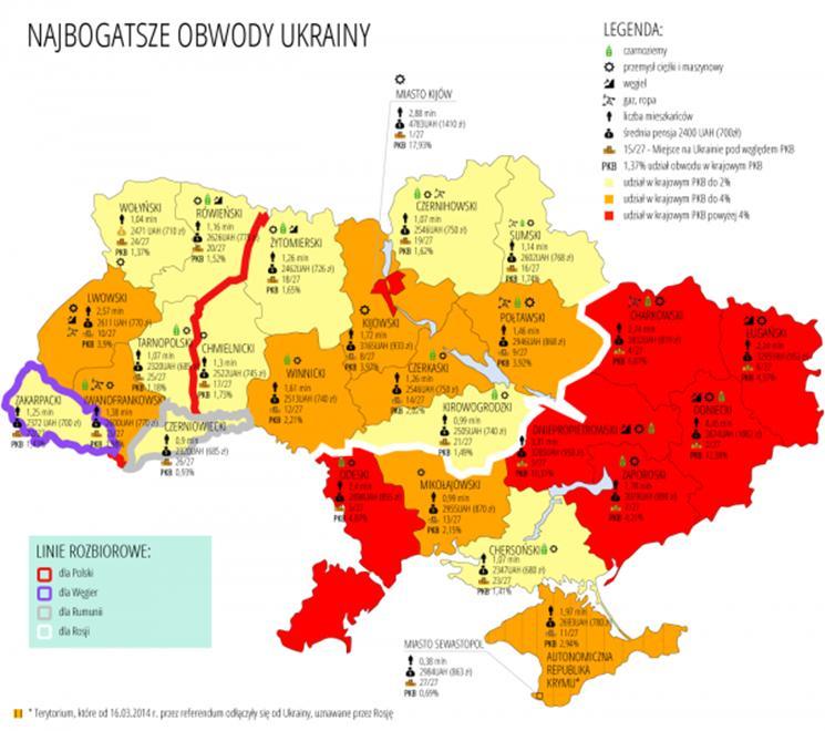/Źródła: tinypic.com, insiders.com.ua, kiev.trade.gov.pl, finance.ua, cenzor.net, index.minfin.com.ua, ukrgold.net, za Martą Tomaszkiewicz/